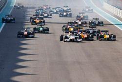 Départ : Arthur Pic, Campos Racing