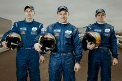 Ruslan Akhmadeev, Eduard Nikolaev, Evgeny Yakovlev