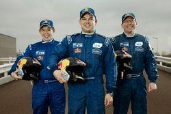 Dmitry Svistunov, Ayrat Mardeev, Aydar Belyaev