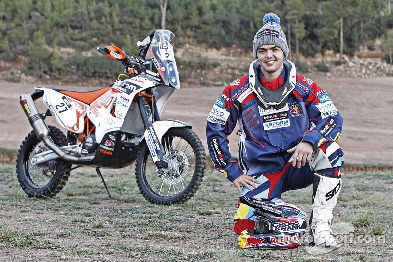 #27 KTM: 马蒂亚斯·沃克纳