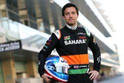 Jolyon Palmer, Sahara Force India F1