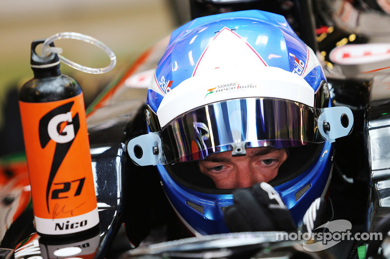 Jolyon Palmer, Sahara Force India F1 VJM07 Test Driver