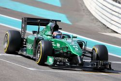 Will Stevens, Caterham F1 Team