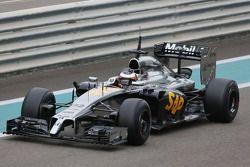 Stoffel Vandoorne, McLaren MP4-29H Test and Reserve Driver - Honda engine being used