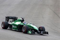 Will Stevens, Caterham F1 Team