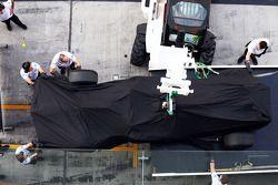 McLaren de Stoffel Vandoorne