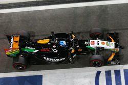 Jolyon Palmer, Sahara Force India F1 VJM07, Testfahrer
