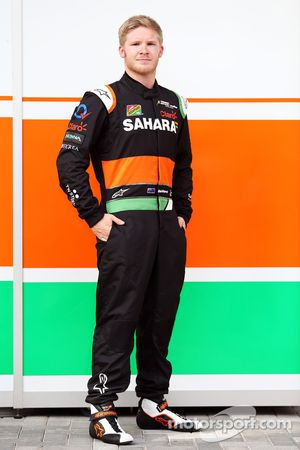Spike Goddard, Sahara Force India F1 Team, Testfahrer