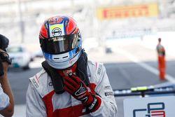 El ganador Dean Stoneman, Koiranen GP