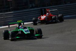 Richie Stanaway, pilota del team Status Grand Prix