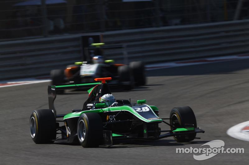 Alfonso Celis Jr., Status Grand Prix