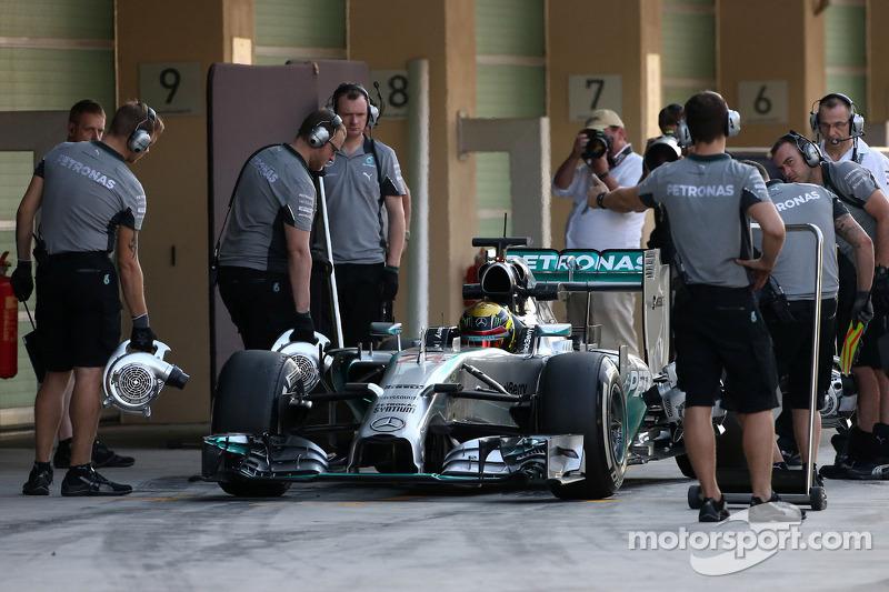 Паскаль Верляйн, Mercedes AMG