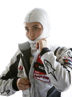 Tatiana Calderon ART Grand Prix