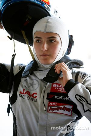 Tatiana Calderon, ART Grand Prix