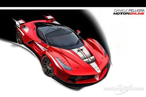 Conceitos da Ferrari
