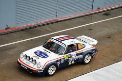 Maurizio Pagella e Roberto Brea, Porsche 911 SCRS