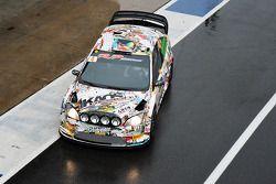 Marco Bonanomi et Biagio Maglienti, Ford Fiesta WRC