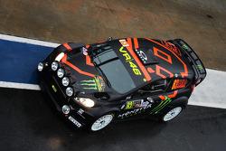 Roberto Brivio y Davide Brivio, Ford Fiesta WRC