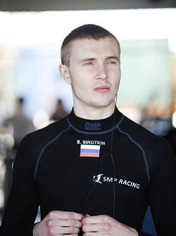 Sergey Sirotkin, Rapax