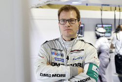 Andreas Seidl, Head of Porsche Team