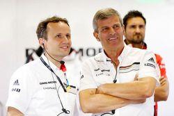 Alexander Hitzinger Direttore Tecnico LMP1, Fritz Enzinger, Capo del programma LMP1