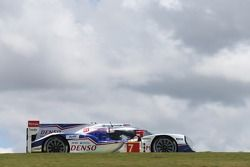 #7 Toyota Racing Toyota TS040 Hybrid: Alexander Wurz, Stéphane Sarrazin, Mike Conway