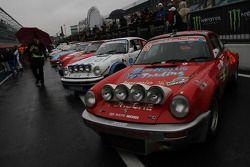Lucio Da Zanche en Egle Vezzoli, Porsche 911 RSR