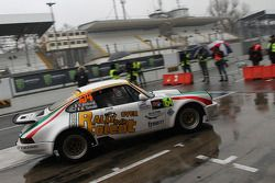 Stefano Sinibaldi and Andrea Tumaini, Porsche 911 Carrera RS