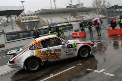 Stefano Sinibaldi et Andrea Tumaini, Porsche 911 Carrera RS