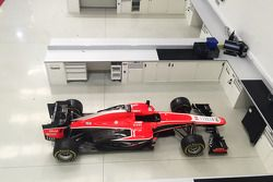 Marussia cars and equipment up for auction