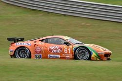 #61 AF Corse Ferrari 458 Italia: Emerson Fittipaldi, Alessandro Pier Guidi, Jeff Segal