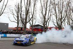 盖里·帕菲特,梅赛德斯AMG C-Coupe DTM