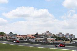 #37 SMP Racing Oreca 03 - Nissan: Kiriil Ladygin, Viktor Shaitar, Anton Ladygin, #27 SMP Racing Orec