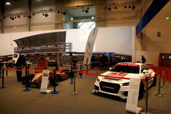 F3 and Audi display
