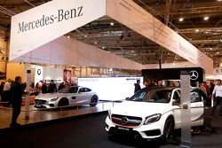 Mercedes Benz in mostra