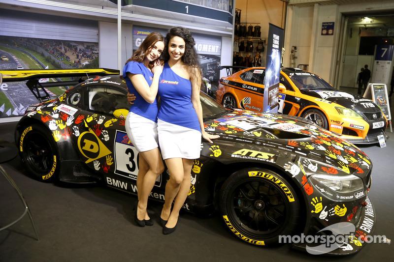 Güzel Sergi Kızları Essen Motor Show