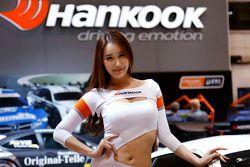 Hankook girl