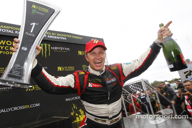 2014: Petter Solberg (NOR) ...