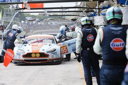 #95 AMR Aston Martin Vantage: Kristian Poulsen, David Heinemeier-Hansson, Nicki Thiim