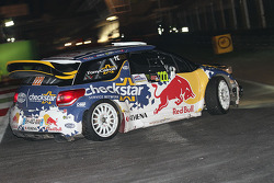 Tony Cairoli,和Matteo Romano, 雪铁龙DS3 WRC