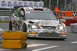 Marco Bonanomi ve Biagio Maglienti, Ford Focus WRC