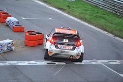 Robert Kubica ve Alessandra Benedetti, Ford Fiesta WRC