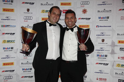 Blancpain Endurance Series Gentlemen Trophy : 3e Team Parker Racing - Julian Westwood