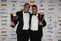 Blancpain Endurance Series Gentlemen Trophy para el equipo Parker Racing - Julian Westwood, terceros