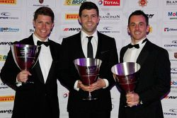 Blancpain Endurance Series Pro Cup : 2e- Guy Smith, Andy Meyrick, Steven Kane