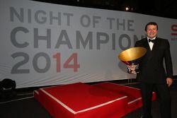 Blancpain Endurance Series-Gentlemen Trophy - campeão: Peter Mann