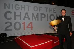 Blancpain Endurance Series-Gentlemen Trophy, Peter Mann, campeón