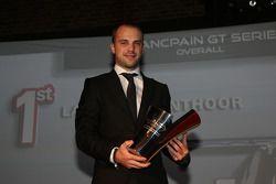 Blancpain GT Series - piloto campeão: Laurens Vanthoor