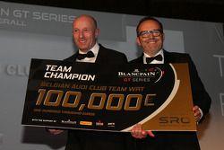 Blancpain GT Series Teamkampioen Vincent Vosse