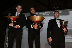 Blancpain Sprint Series -Pro Am Cup - pódio dos pilotos